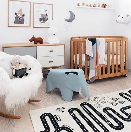 10 Gender Neutral Nursery Decorating Ideas: 23 Tips To Create A Gender Neutral Nursery: The Mom's Insights