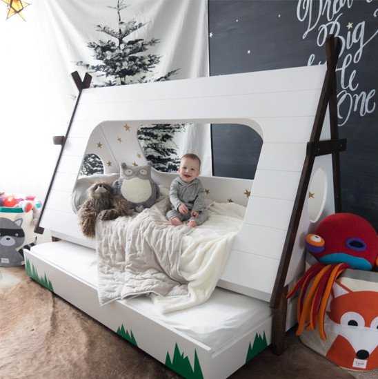 7 Ideas For a Dream Room You Wish You Had As A Kid