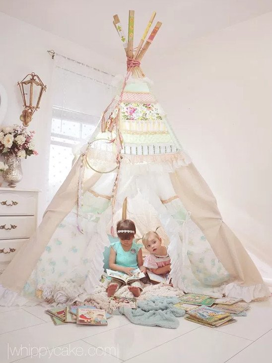 Kids Boho Playroom