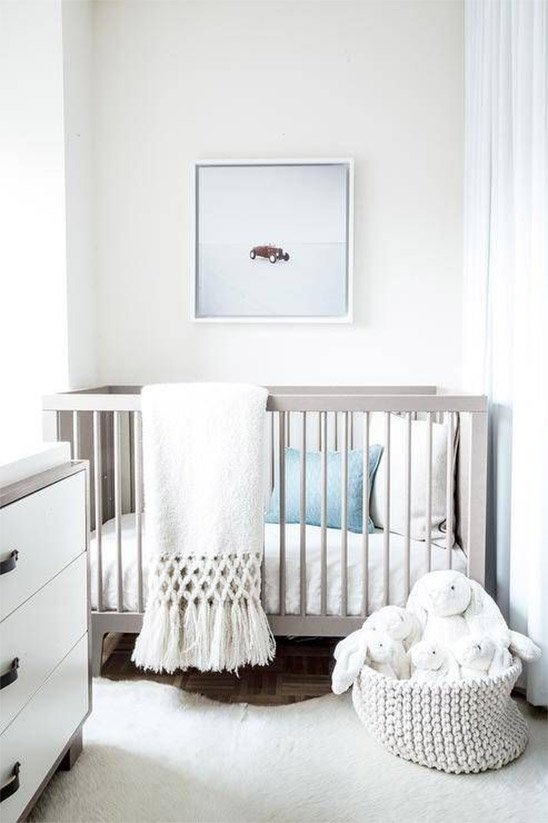 Crib and dresser / changing table