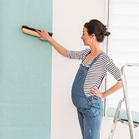 How To Install And Apply Vinyl Decals - How do you put up vinyl wall decals