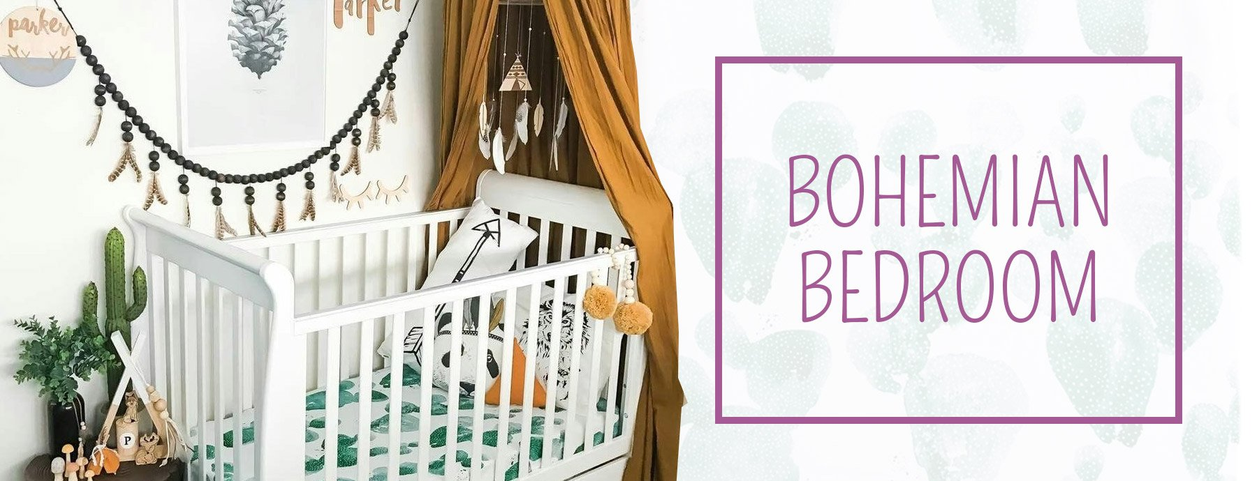 Boho Room Decor The 9 Must Have Decor Elements For Your Kids Room