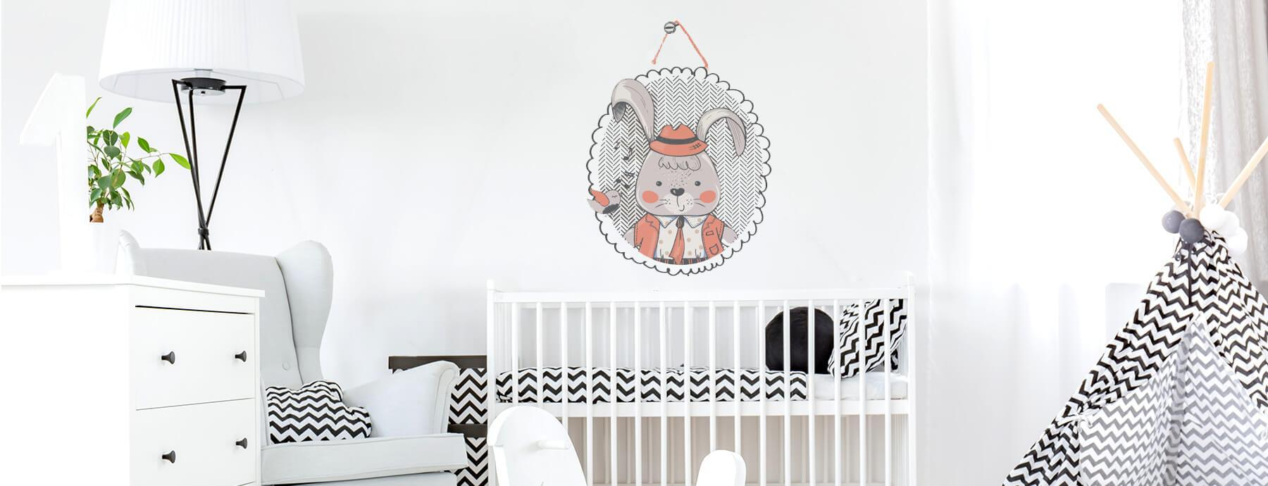 Vinyl wall decals and stickers for kids