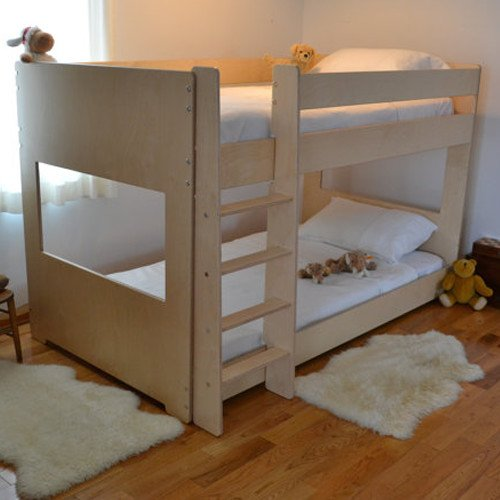 Small Bunk Bed 48 High