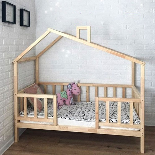 Cool House Bed