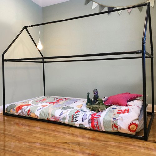 Dreamy House Bed For Toddler