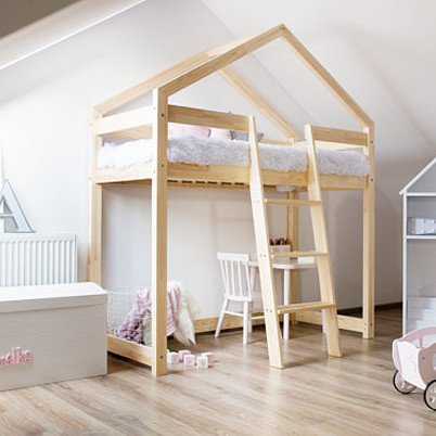 House Loft Bed & 12 Things to Consider Before Buying a Loft Bed