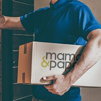 Delivery box Mamas and Papas