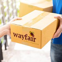 Delivery box Wayfair