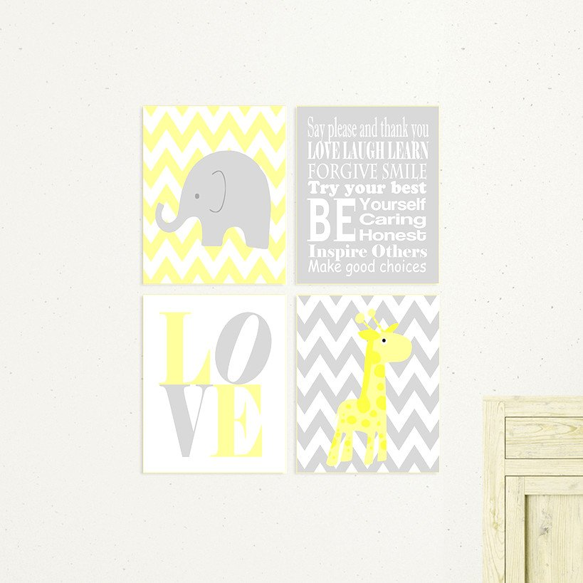 Enchanting Elephant Nursery Themes