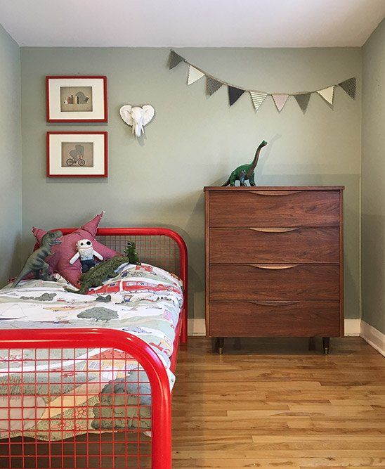 Boys Bedroom Makeover: 6 Year Old Boy Bedroom Makeover