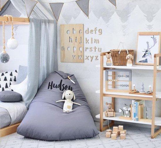 Boys bedroom ideas decorating for your little boy - Bedroom ideas for 3 year old boy ...