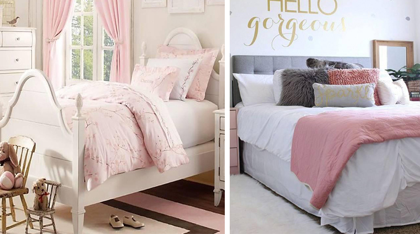 marvellous teenage girl bedroom color ideas | Unique Color Ideas for Teenage Girl Bedroom