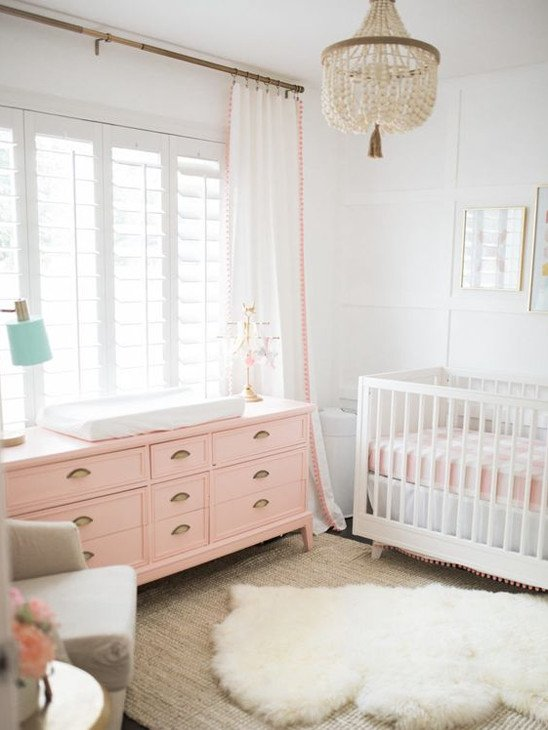 Baby Girl Bedrooms Ideas rug duo baby girl nursery