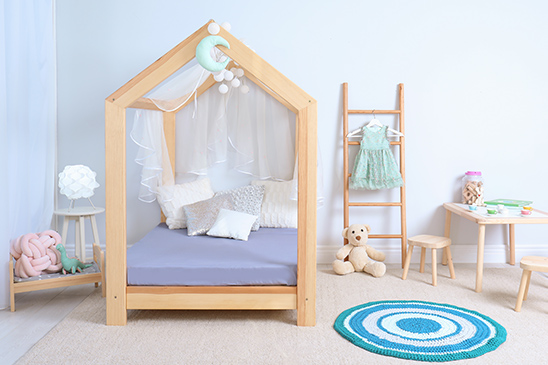 When to Transition From the Crib to a Toddler Bed?