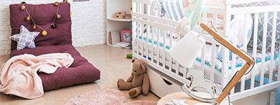 Kids Room Decor & Ideas For Nursery