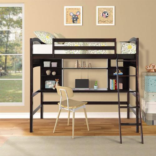 14 Kid Bunk Beds With Desk Underneath Nursery Kid S Room Decor Ideas My Sleepy Monkey