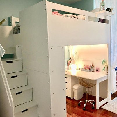 half off 71db0 f1889 17 Best Loft Beds To Buy: Loft Beds Buying Guide 2018