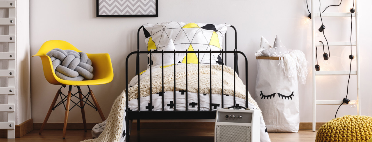 Cozy Bedroom For Your Child Nursery