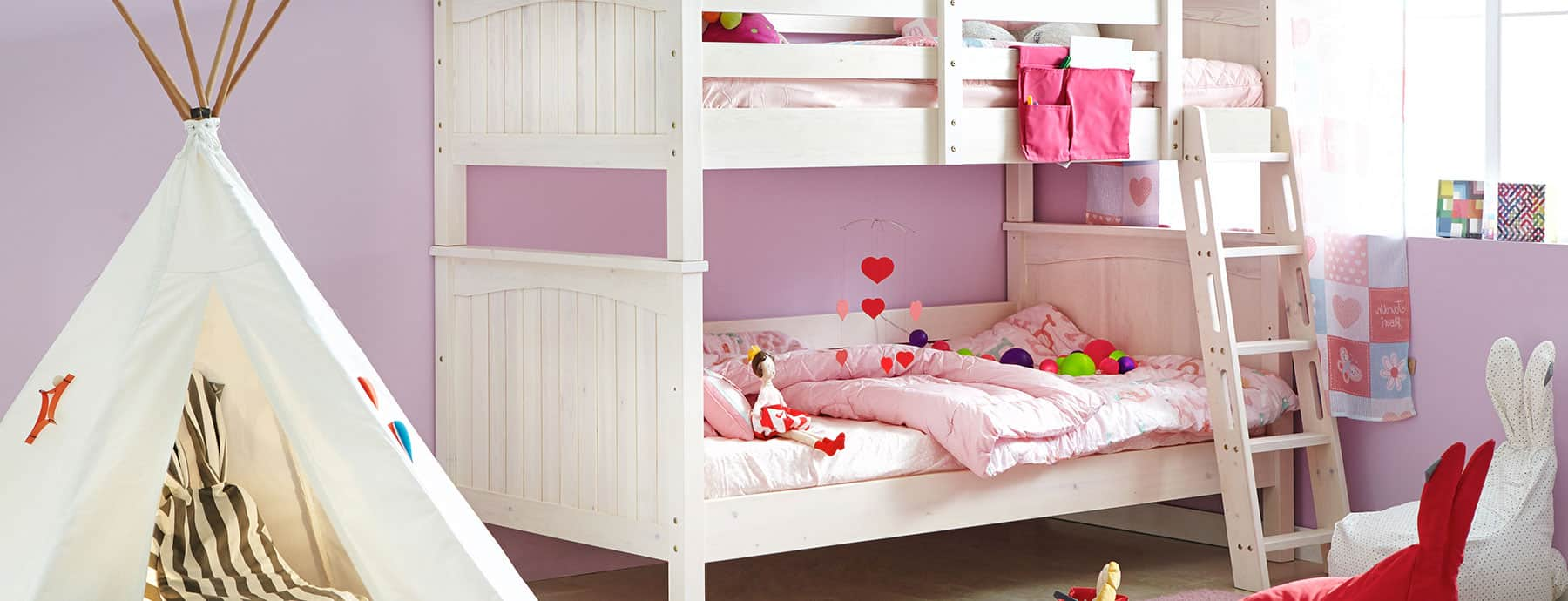 Picture of: 20 Short Bunk Beds For Small Rooms Nursery Kid S Room Decor Ideas My Sleepy Monkey
